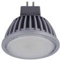 Лампа светодиодная MR16 (GU5.3)
